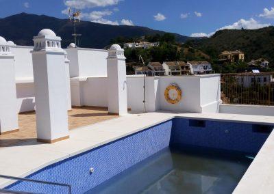 Residencial Silva, Benahavis Cliente: Neinor Homes